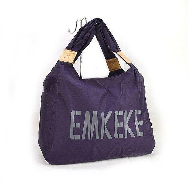 ab014fe76940 Сумка средняя текстильная женская сиреневая Emkeke — купить в ...