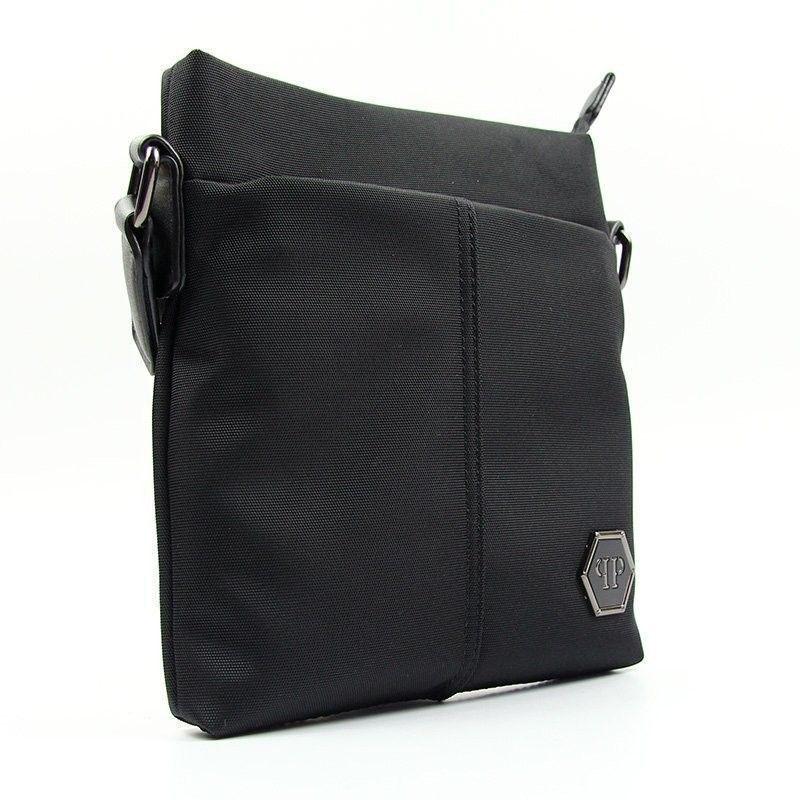 db7574e589e6 Мужская текстильная сумка через плечо Philipp Plein — купить в ...