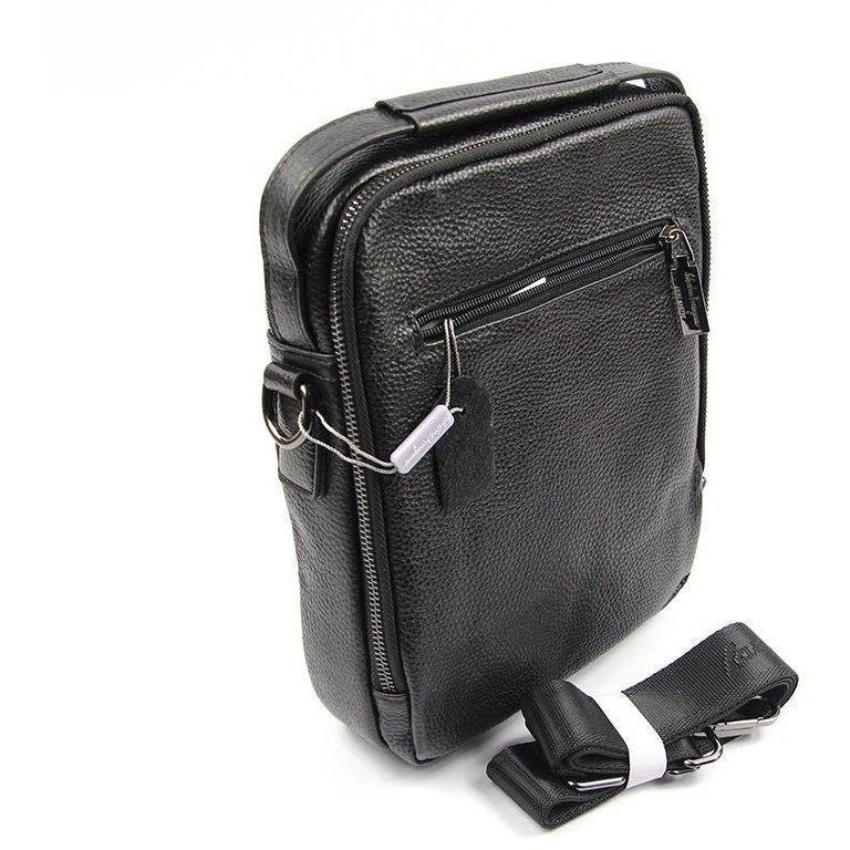 f6cff1827267 Мужская кожаная сумка через плечо Salvatore Ferragamo. Описание ·  Характеристики · Отзывы