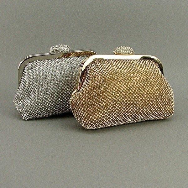 592b9fe03b73 Вечерний женский клатч-кошелек из камней — купить в интернет ...