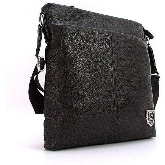 8eb6092d843f Кожаная мужская сумка Philipp Plein размер 27х25 — купить в интернет ...